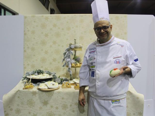 I dolci di Natale con il Pastry Chef Lillo Freni: la ricetta del torrone gelato