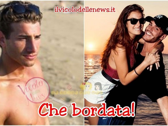 """Nicolò Federico Ferrari lancia una """"frecciatona"""" a Giordano Mazzocchi e Nilufar Addati! Cosa pensate delle sue parole?"""