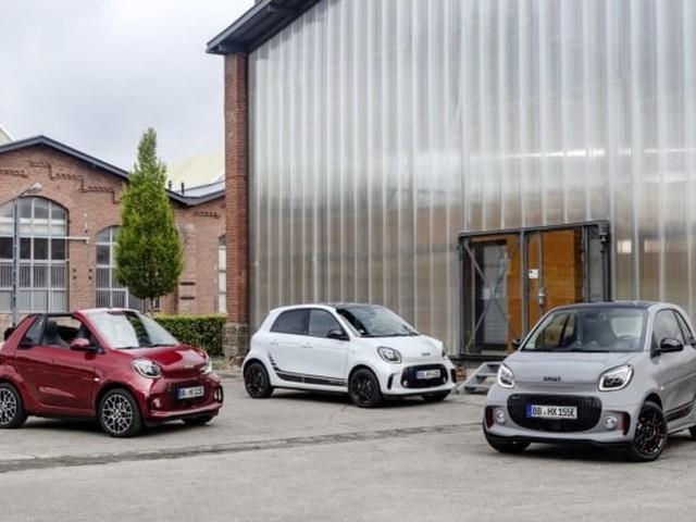 smart, a Francoforte debutta la nuova generazione: innovativa, digitale e full electric