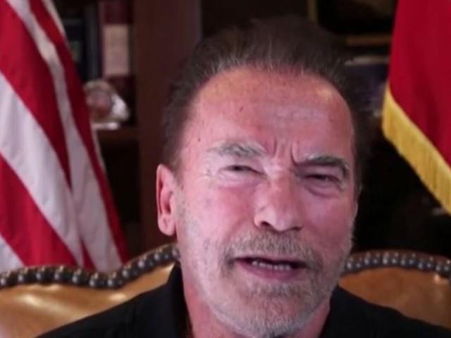 """Schwarzenegger: """"Trump è un leader fallito"""""""