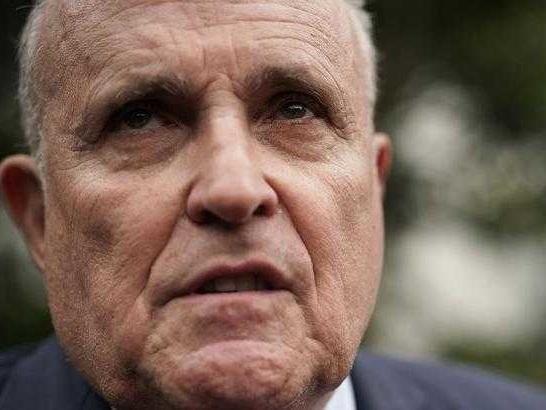Ucrainagate: Rudy Giuliani ha pranzato con Parnas e Fruman due ore prima che venissero arrestati