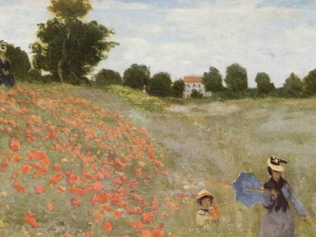 ARTE/ Monet, perché il cuore desidera un campo di papaveri?