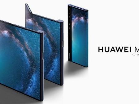 Mate X di Huawei potrebbe arrivare a fine mese (non da noi)