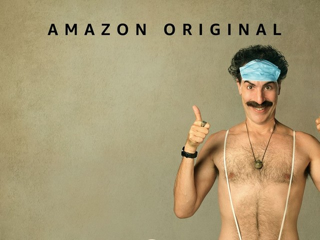 Borat 2: trailer italiano del sequel con Sacha Baron Cohen (su Amazon Prime Video dal 23 ottobre)