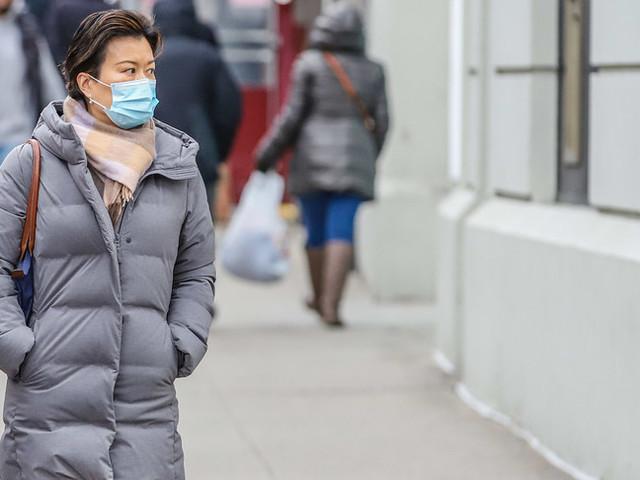 I nuovi casi di coronavirus crescono a ritmo più lento