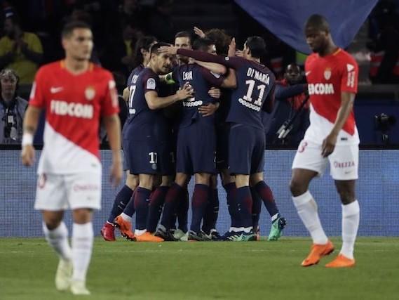 Monaco travolto 7-1 dal Psg: i tifosi biancorossi saranno rimborsati