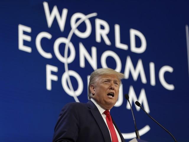 """Davos, Trump: """"Ambientalisti profeti di sventure. Noi mai così forti"""""""