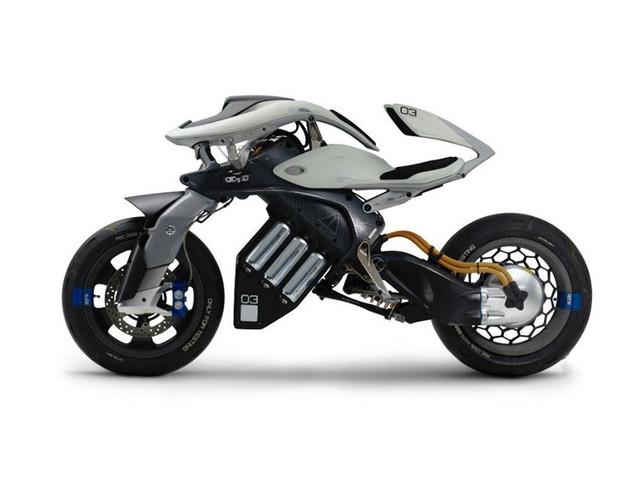 Yamaha e Honda, prime moto a guida autonoma