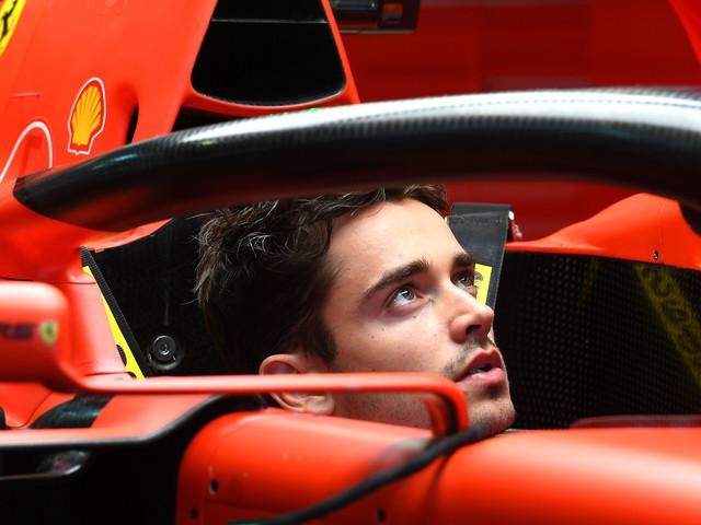 Da Principe a kamikaze. Leclerc toglie di scena due Ferrari troppo brutte