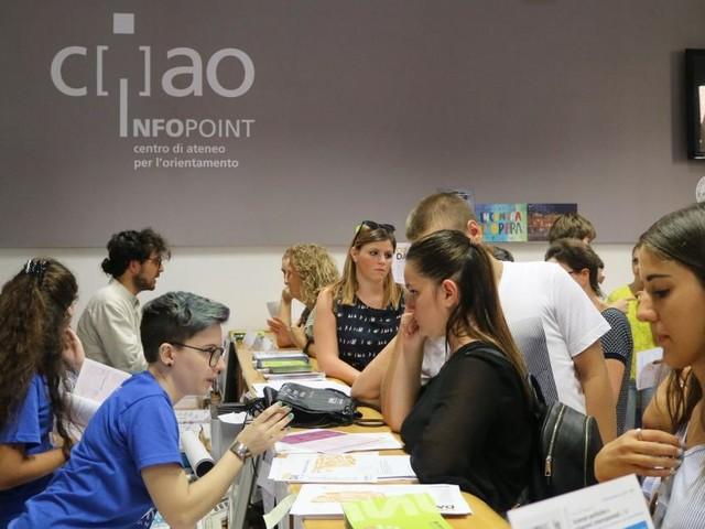 Dalla Sicilia al Veneto, le nuove matricole UniMc