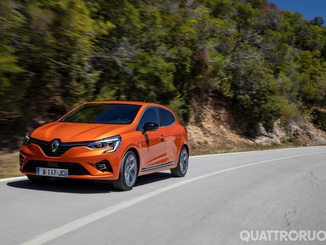 Renault Clio - Al volante della TCe 100 Intens