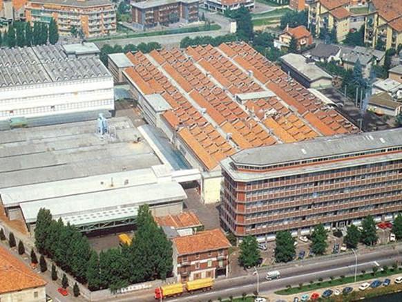 Campus e hi-tech nelle ex Officine De Agostini