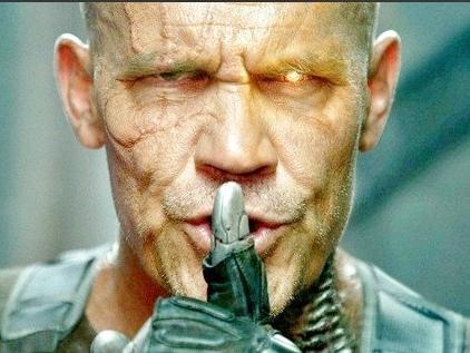 Deadpool 2: nuove foto ufficiali di Cable e Domino