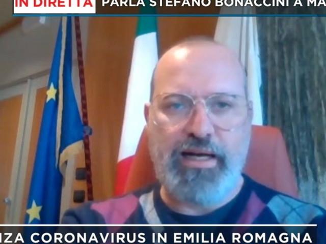 "Coronavirus, Bonaccini: ""In Emilia Romagna partiamo con 100mila test sierologici"""