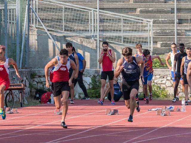 """Atletica, tanti successi della Crazy Sport. Da """"Tolentino Crazy Run"""" ai campionati di Grosseto e Forlì"""