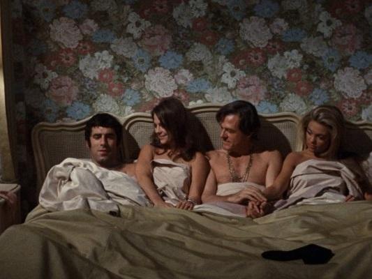 Quentin Tarantino consiglia: Bob & Carol & Ted & Alice stasera su Rai Movie