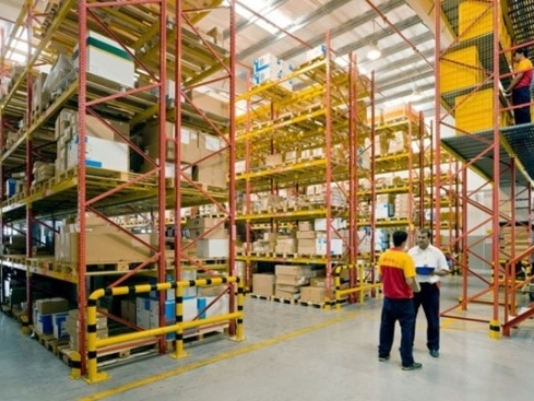 DHL Supply Chain builds warehouse with digital twin technology for Tetra Pak
