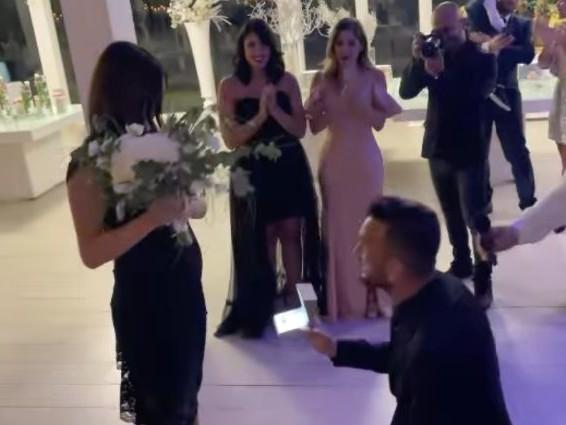Nicola Panico si sposa, il video della proposta di matrimonio a Francesca Parenti