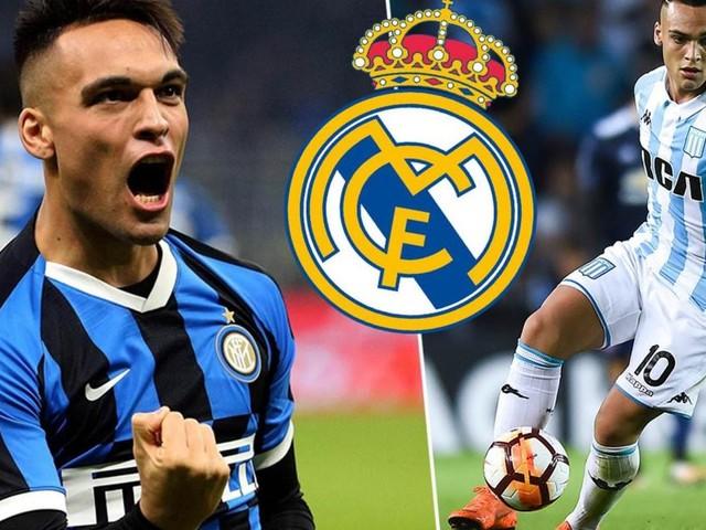Inter, sirene dalla Spagna per Lautaro Martinez: il Real Madrid vorrebbe il 'Toro'