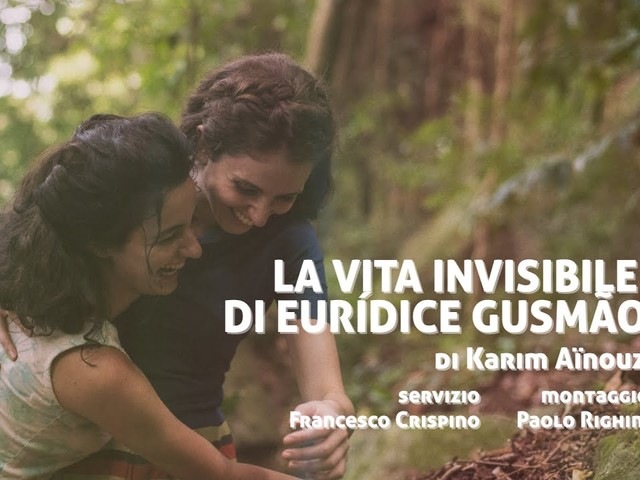 I film di Cinque: Recensione di La vita invisibile di Euridice Gusmao di Karim Aïnouz