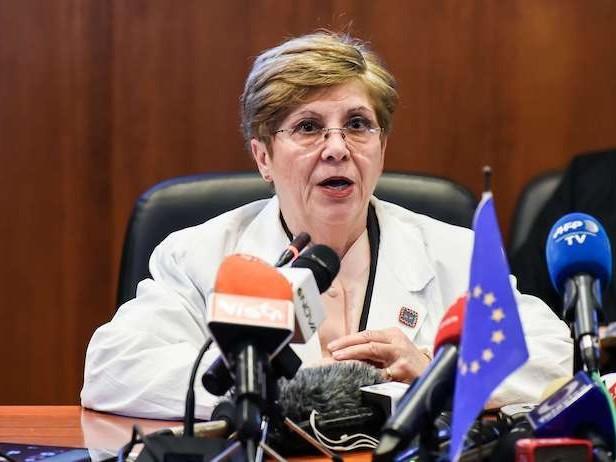 Maria Capobianchi, la direttrice del laboratorio dello Spallanzani che ha isolato il coronavirus