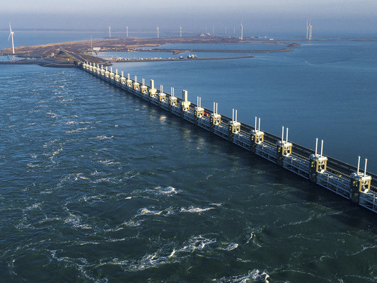 Le città che possono insegnare a Venezia come difendersi dall'acqua
