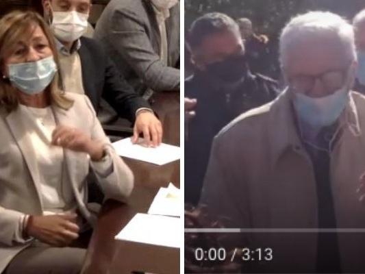 """Ospedale, Sindaco restituisce lo """"schiaffone"""" alla Tesei, cui prodest? Città sempre più divisa"""