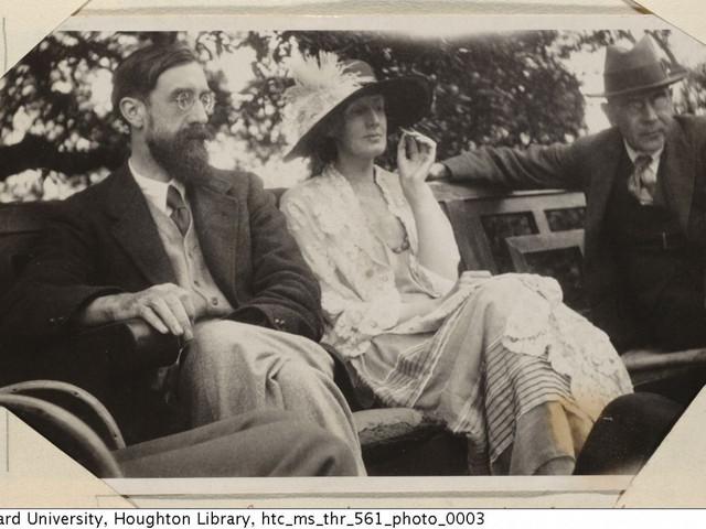 Virginia Woolf e Lytton Strachey, il cuore, nient'altro merita