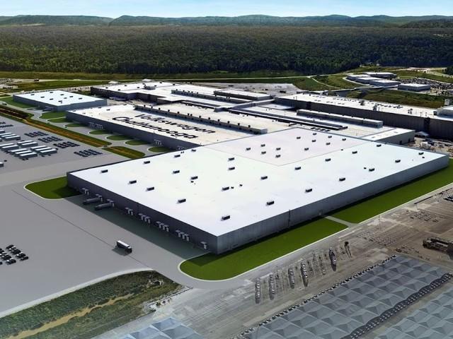 Volkswagen investe 800 milioni per un impianto di auto elettriche in USA