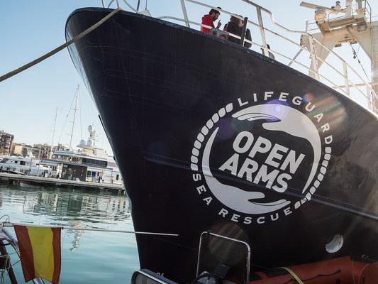 Migranti: il gip di Catania archivia l'inchiesta sulla nave OpenArms