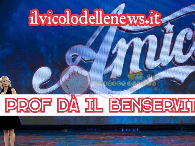#amici17 Paola Turci dà il benservito a Maria De Filippi! Ecco perchè!