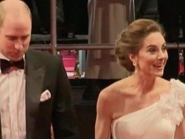 Bafta 2019, Kate sul red carpet con orecchini appartenuti a Lady D