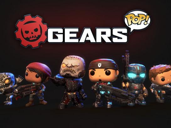 Gears POP in arrivo il 22 agosto sul Play Store