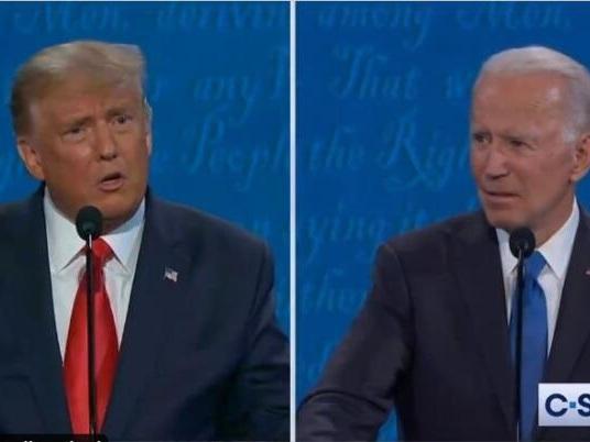 Accuse e polemiche, il secondo dibattito Trump Biden non ha vincitori