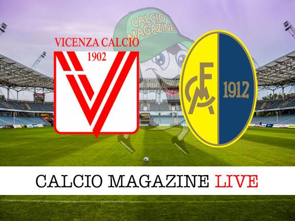 Diretta L.R. Vicenza – Modena: risultato finale, tabellino