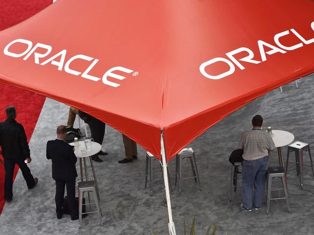 In caduta libera Oracle dopo guidance peggiore delle attese