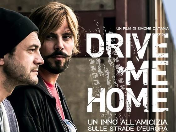"""Drive Me Home: trailer del """"road-movie"""" con Marco D'Amore e Vinicio Marchioni"""