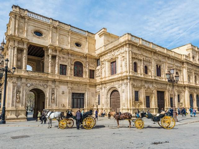 Spagna: Siviglia e Cordoba