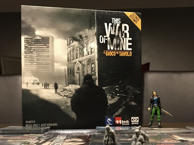 [Solo sul mio tavolo] This War of Mine