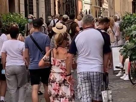 Covid Lazio, bollettino 27 luglio: 543 contagi (351 a Roma) e nessun morto: i ricoveri salgono a 254 (+14)