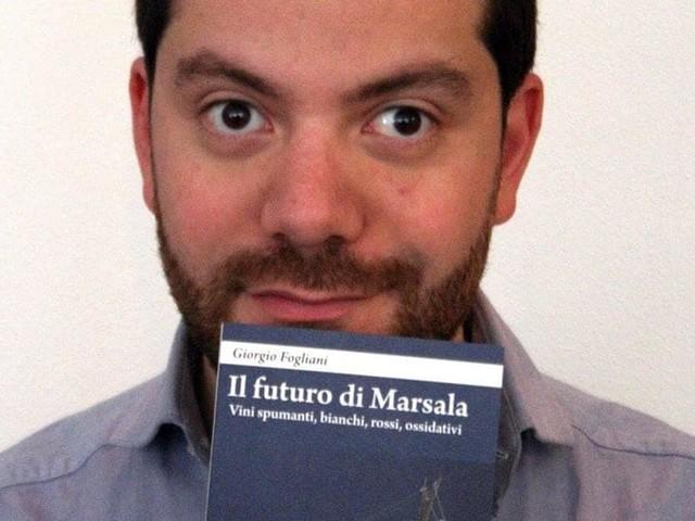 """Giorgio Fogliani presenta """"Il futuro di Marsala"""" all'enoteca Cortes"""