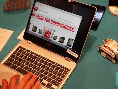 Samsung Chromebook Pro finalmente pronto. Nei negozi (USA) a fine mese