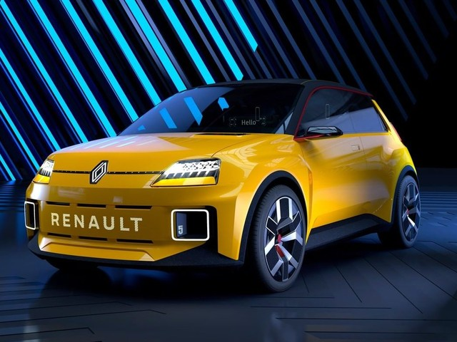 Renault 5: torna l'auto simbolo della casa francese ma sarà elettrica