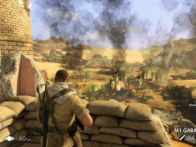Sniper Elite 3: Digital Foundry su edizione Switch