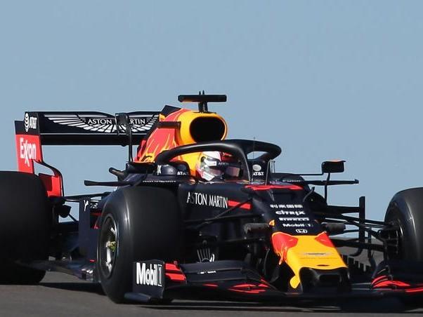 Verstappen velocissimo negli Usa