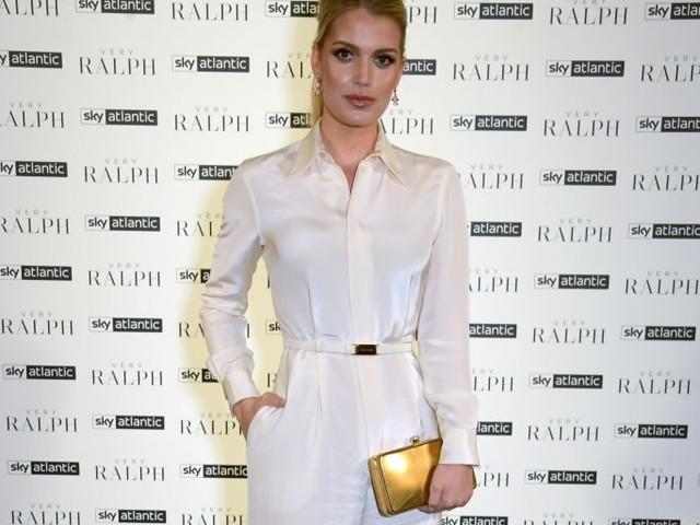 Il royal look del giorno: Kitty Spencer e l'arte di indossare la tuta jumpsuit