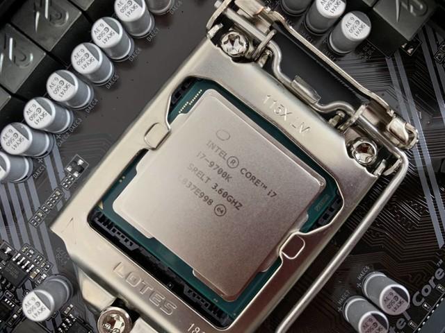 Intel Core I7 9700K – Recensione