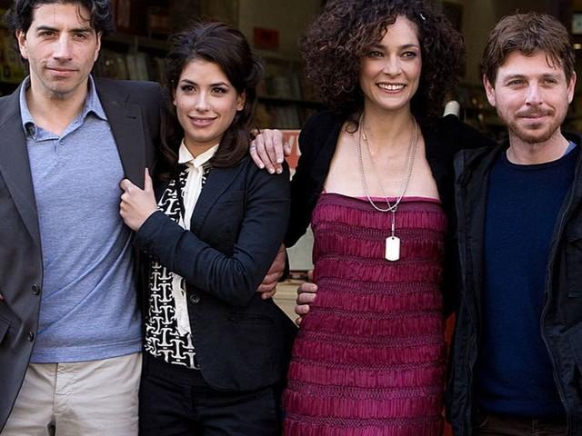 I protagonisti della prima stagione di Squadra Antimafia