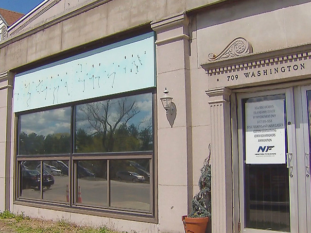 Newton Residents Fight Back Against City's First Gun Store