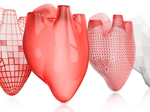 Stampato in 3D un prototipo di cuore umano